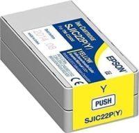 Epson C3500 Ink Cartridge - Yellow