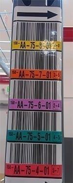 Totem/Tree Labels