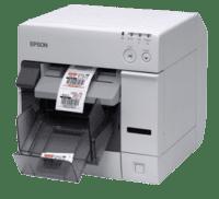 Epson C3400 Labels